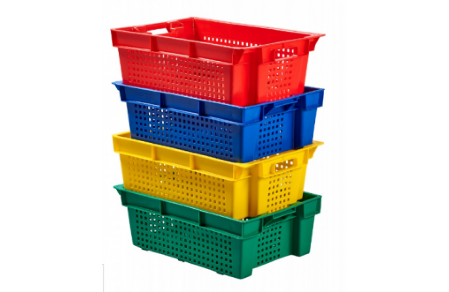 Plastic Containers to Store your Fruit and Vegetables!