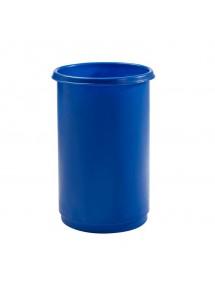 Plastic Round Stacking Bins 80 Litre