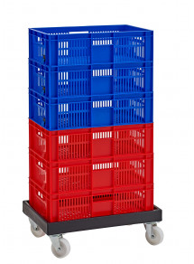 Plastic Dolly ( Stacking)