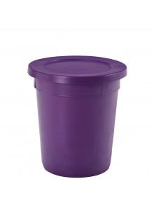 Plastic Round Bin 130 Litre